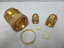 Brass Compression Fittings ( Double Ferrules )